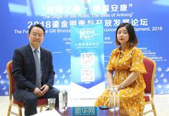 专访陕西省贸促会会长薛华