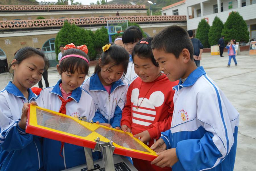 陕西子洲:积极改善办学条件
