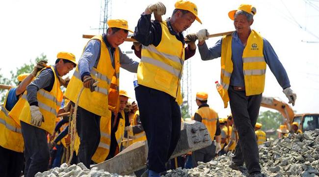 陕西:阳安二线褒河站完成改建