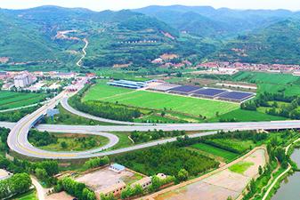 陕西富县:打造田园综合体 农旅融合推动乡村振兴