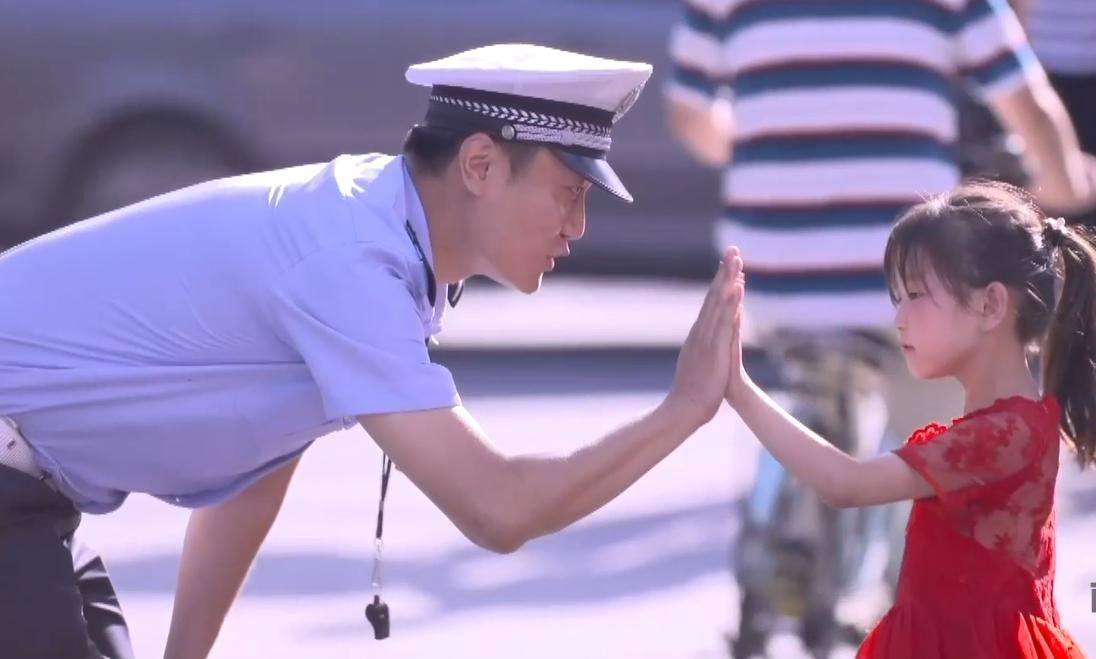 西安民警改编歌曲《为你平安 我愿平凡始终》