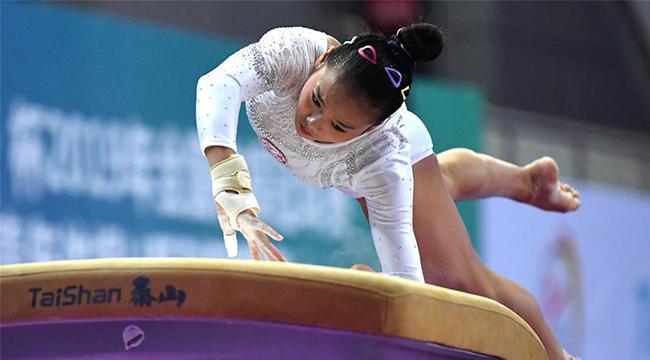 體操——2019全國冠軍賽賽況