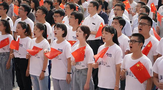 中國西部科技創新港迎來首批西安交大新生
